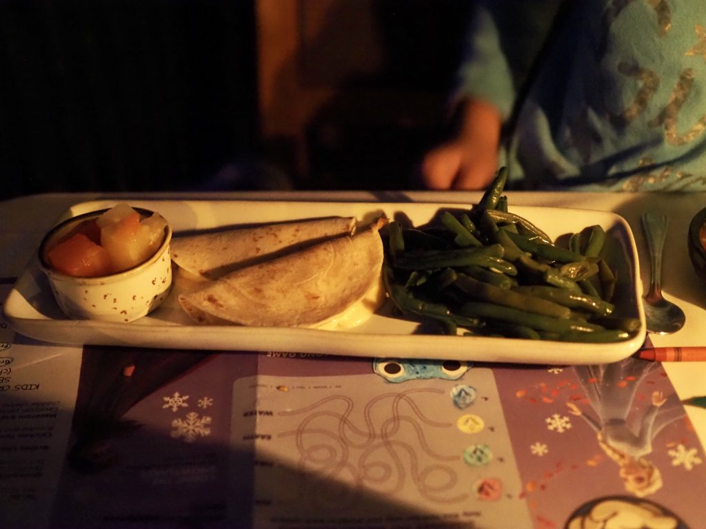 San Angel Inn Epcot review kids meal
