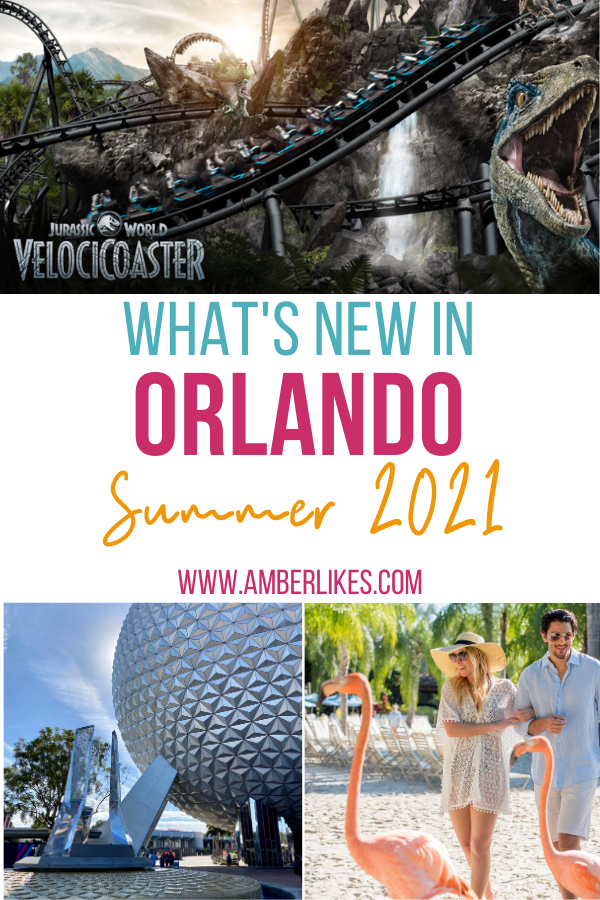 what's new in Orlando summer