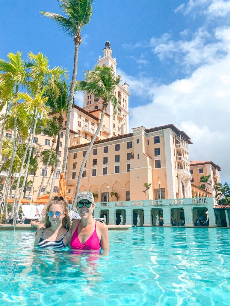 The Biltmore Hotel Miami pool