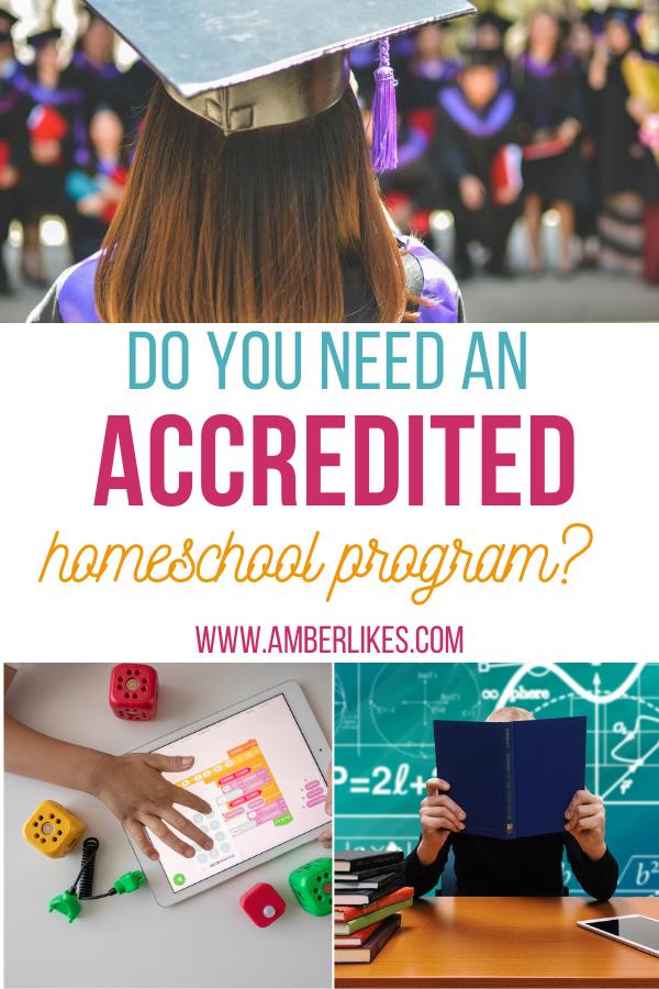 accredited homeschool programs