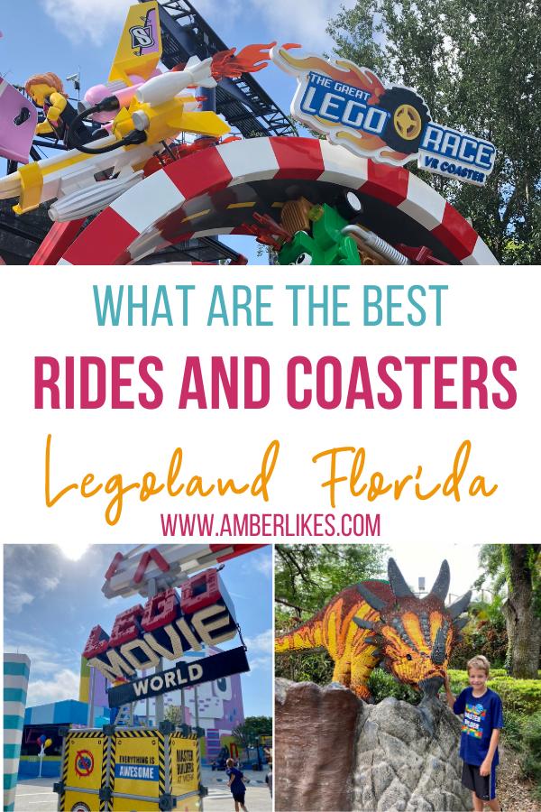 Coastersaurus Legoland Florida