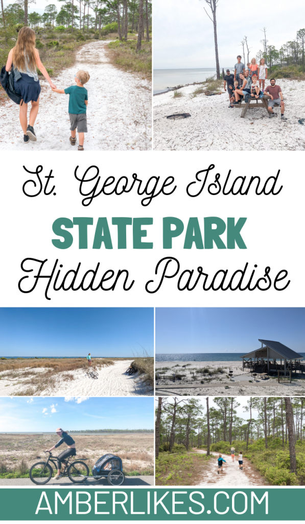 Dr. Julian Bruce State Park St. George Island