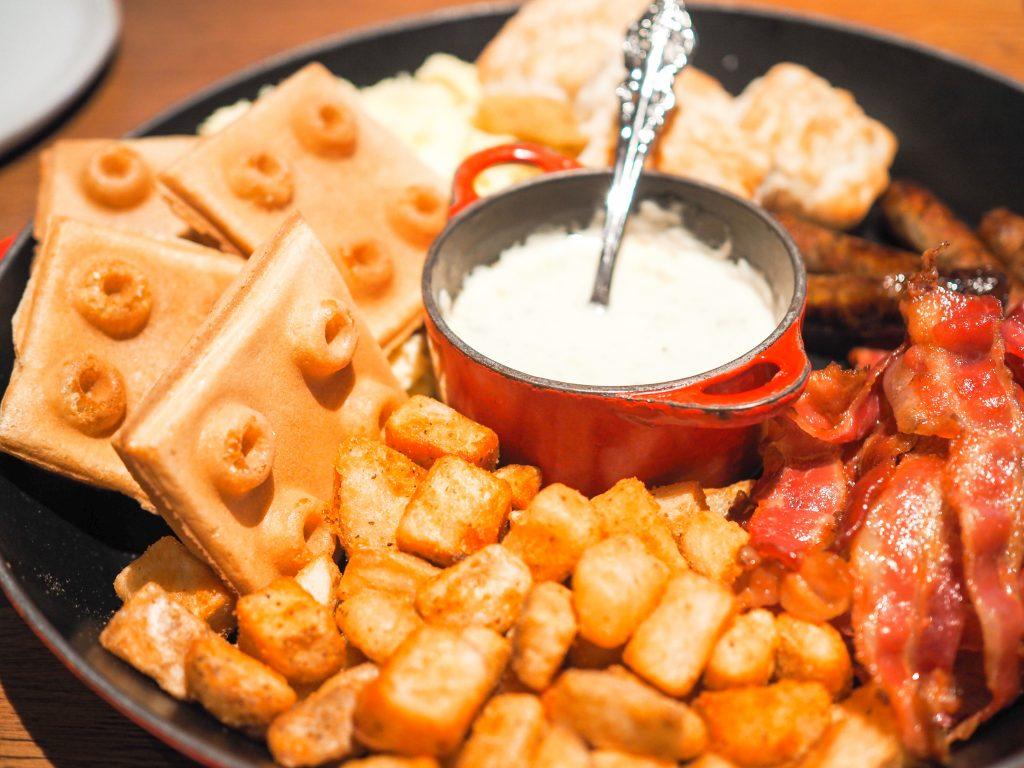 Legoland breakfast