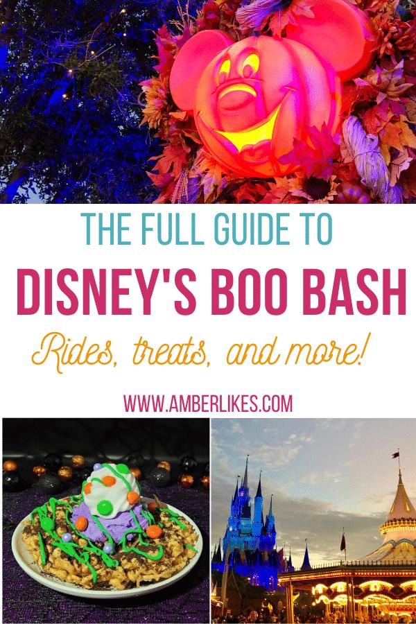 Disney's Boo Bash