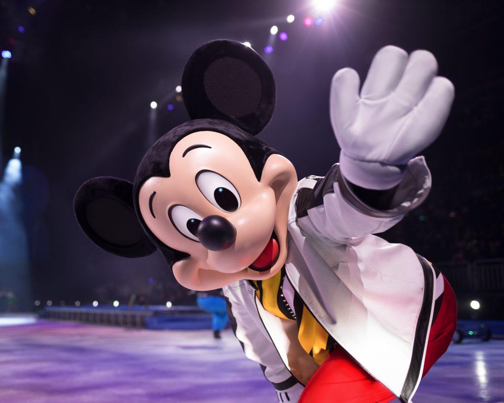 Orlando Disney on Ice