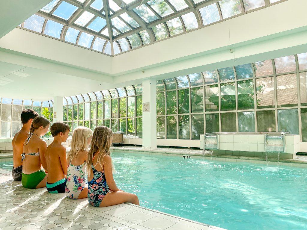 plan a trip to seattle Fairmont Hotel