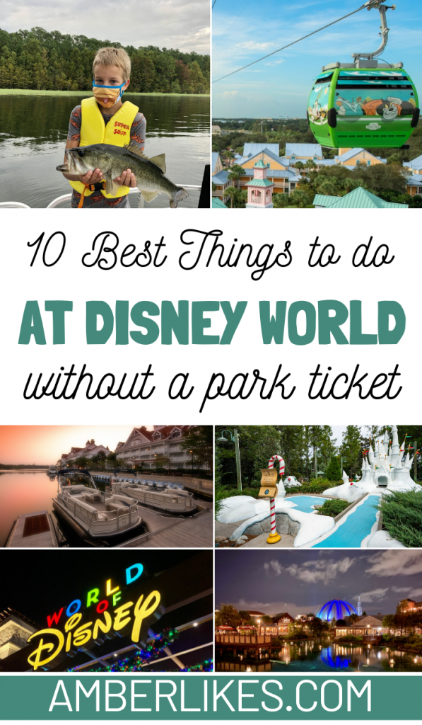 Things to do at disney world besides the parks