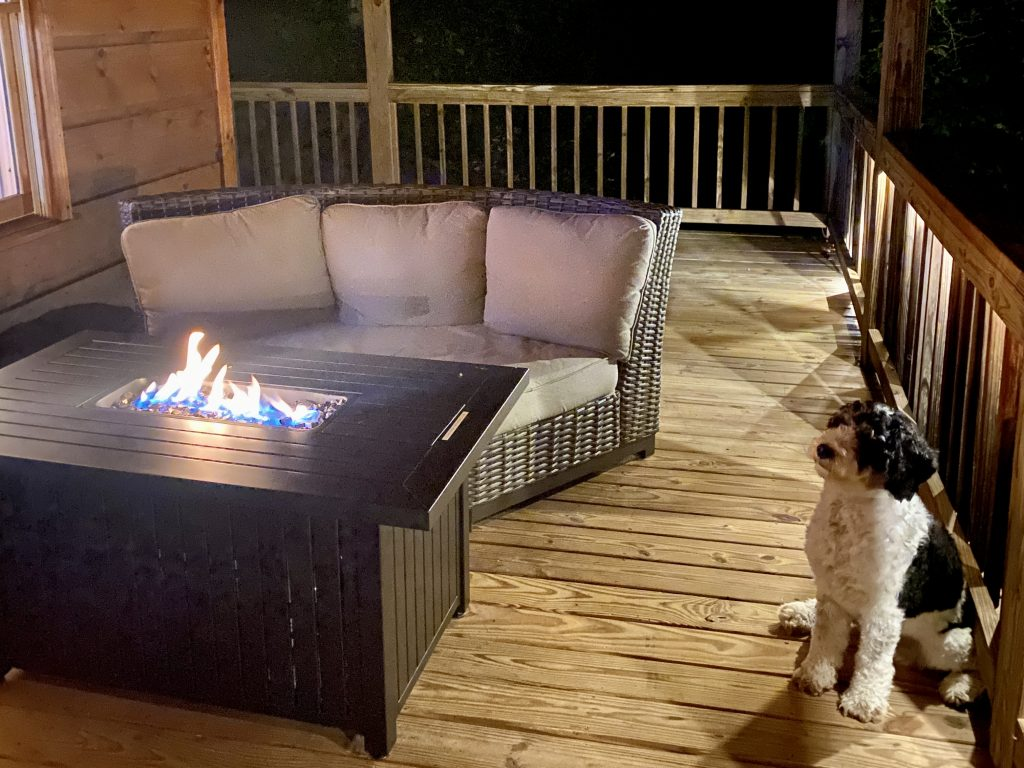Blue Ridge cabin rentals pet friendly
